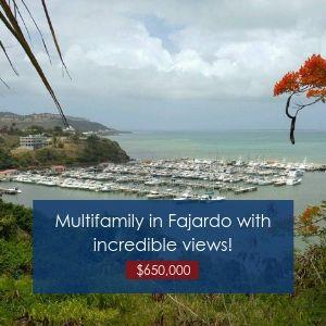 Fajardo home with amazing Ocean Views!