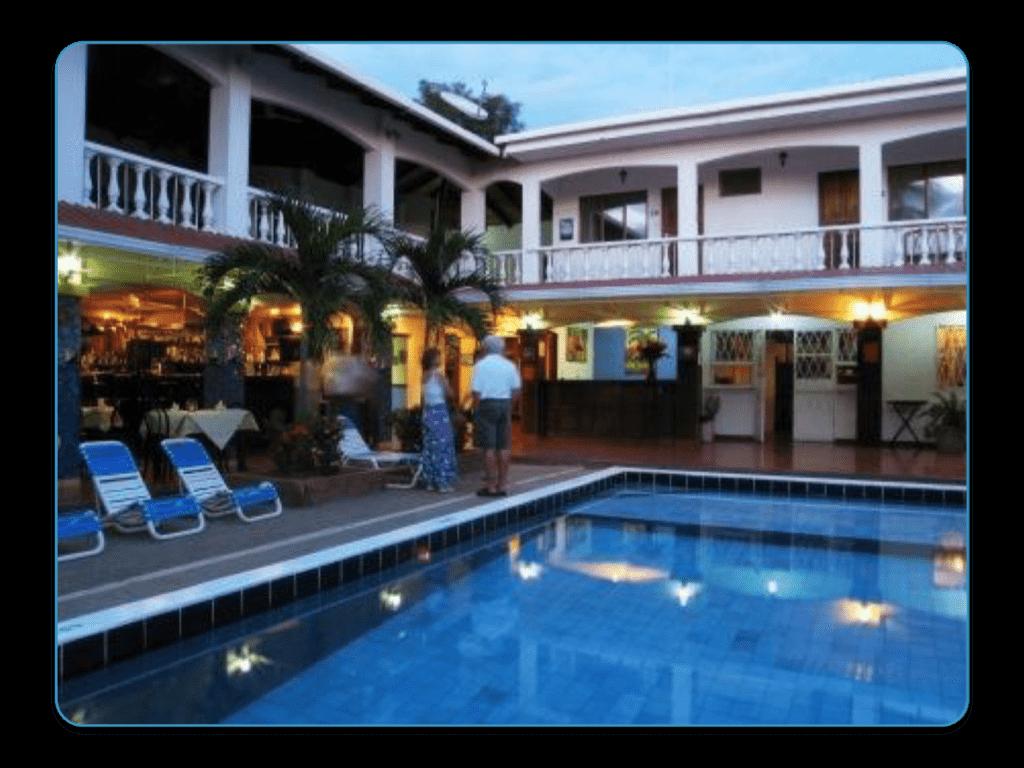 El Velero Hotel, Playa Hermosa, Costa Rica
