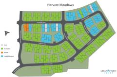 Harvest  Meadows Site Plan