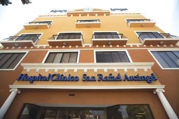 San Rafael Arcangel Hospital, Liberia