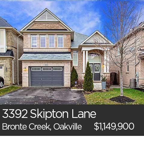 3392 skipton lane bronte creek oakville