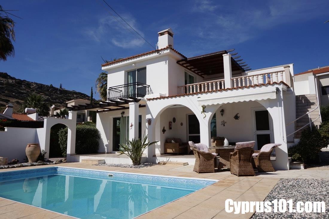 Peyia Villa Cyprus