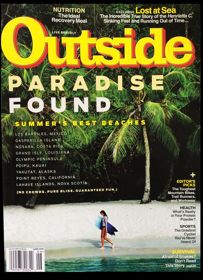 Outside magazine rates baja beaches top in the summer. Original