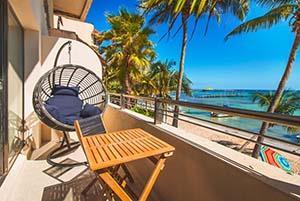 Ocean Plaza 2-Bedroom Beachfront Condo