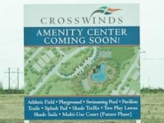 Future Crosswinds Kyle amenity center.