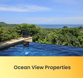 Ocean View Properties in Costa Rica