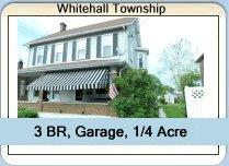 Home for Sale in Whitehall Township