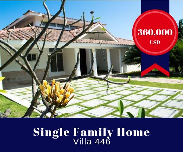 Villa for sale in Punta Cana