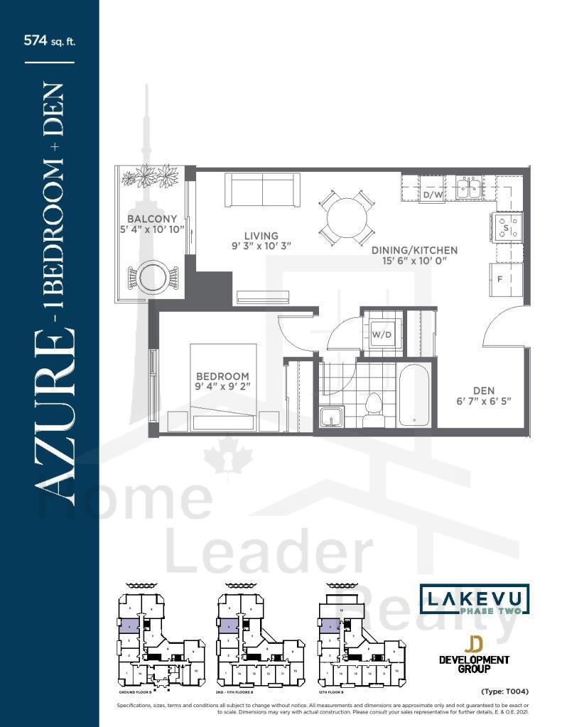 LakeVu Condos 2