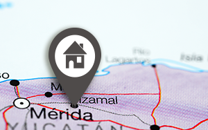 Yucatan Property Map Search