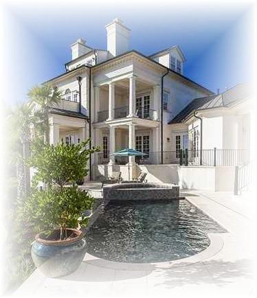 Impressive stately residence on Daniel Island