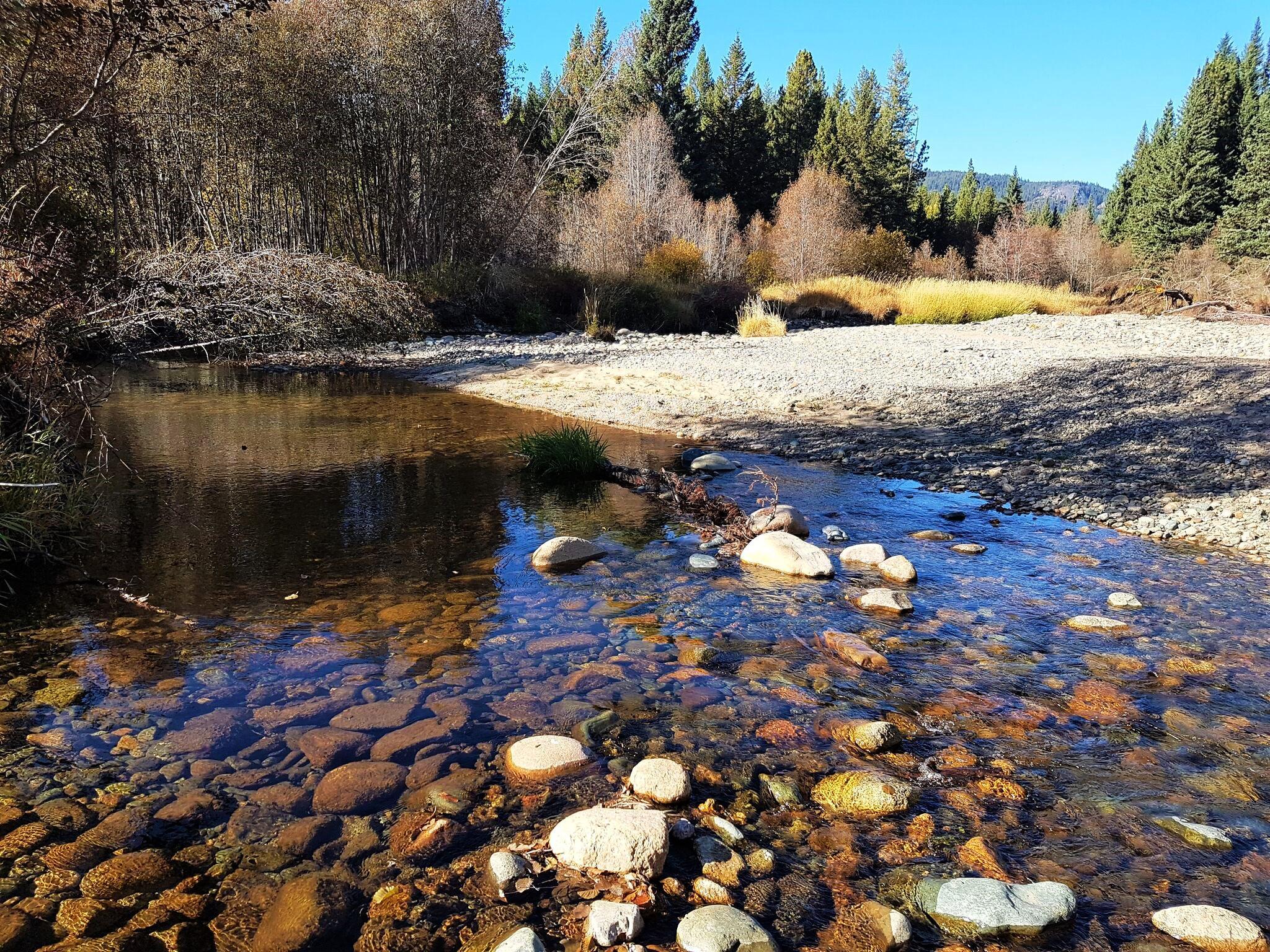 Beautiful River Spot