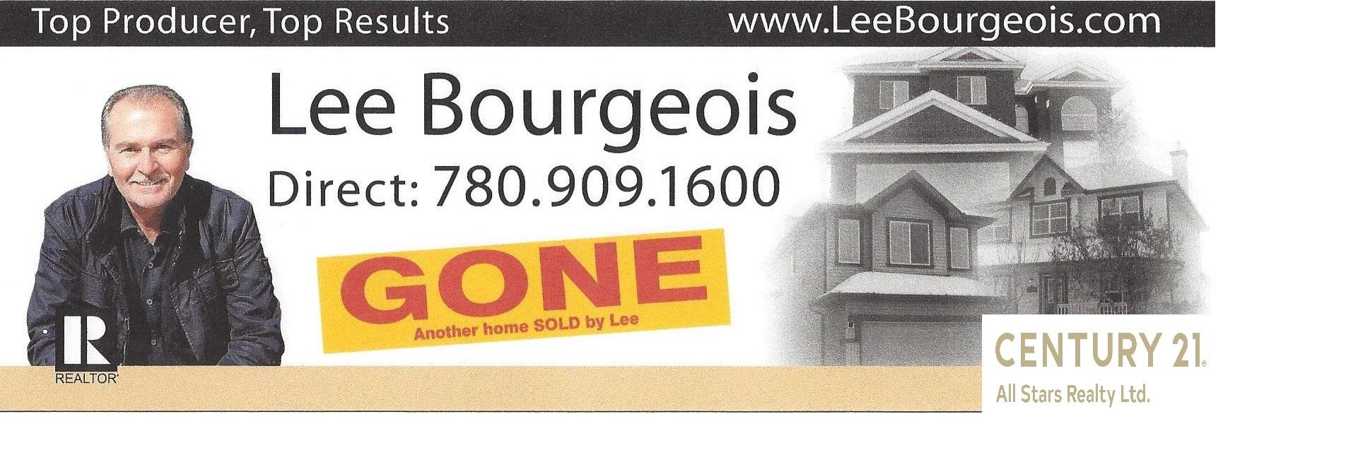 Lee Bourgeois Top Producer
