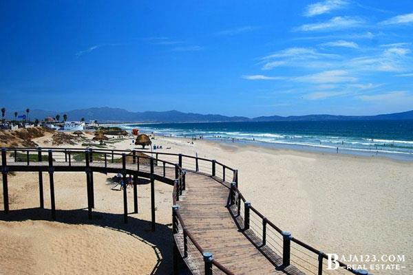 Ensenada Beach Views