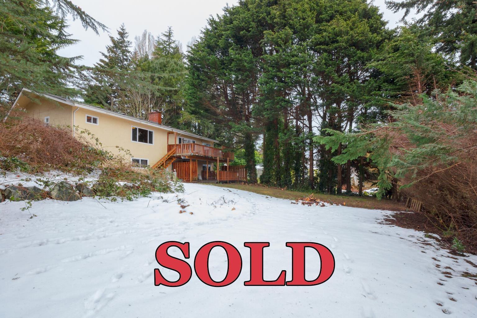 David Stevens Sold Victoria, BC