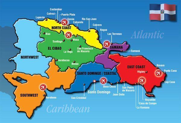 Domincan Republic Real Estate Mapseach