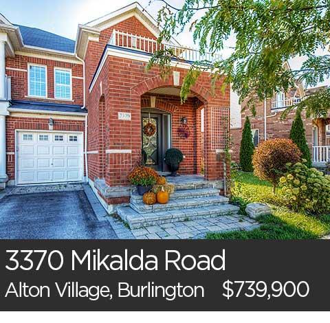 3370 mikalda road alton village burlington ontario home for sale