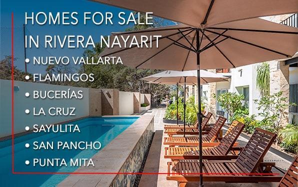 Homes for Sale in Rivera Nayarit