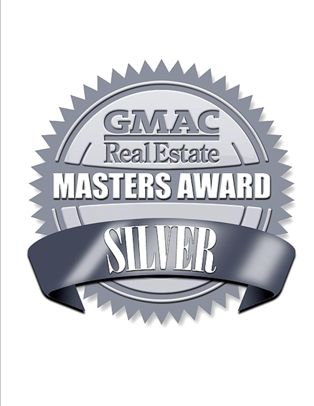 GMAC Sales Award Winner 2008 & 2009