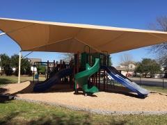 Play area in Silverado Kyle