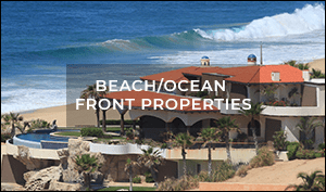 Beachfront Properties in Los Cabos