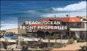 Beachfront Properties in Los Cabos