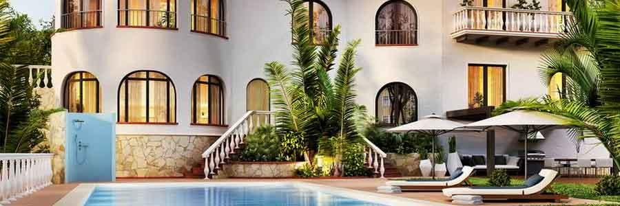 Caribbean Villas for Sale - Mexico and Dominican Republic Villas and Homes for Sale