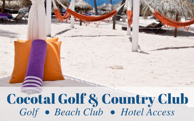 Cocotal Golf & Country Club in Punta Cana