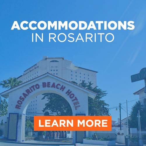 Accomodations in Rosarito