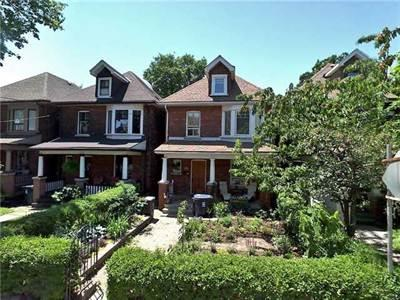 High Park Houses for Rent partially furnished