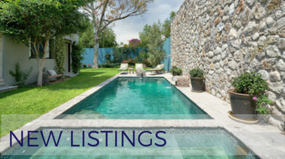 San Miguel de Allende Real Estate Property - New Listings Pool Hot Tub