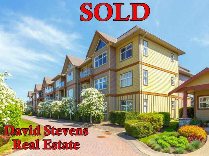 Saanichton Condo sold in 6 days David Stevens Real Estate Victoria BC