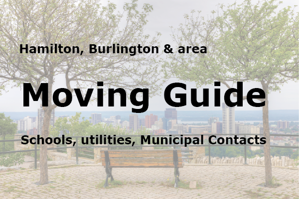 Hamilton Real Estate Moving Guide