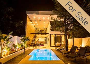 Villa Vidrio - Home for sale in Tulum