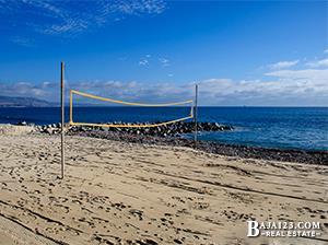 Las Gaviotas Sandy Volleyball Court