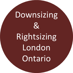 Downsizing or Rightsizing London Ontario