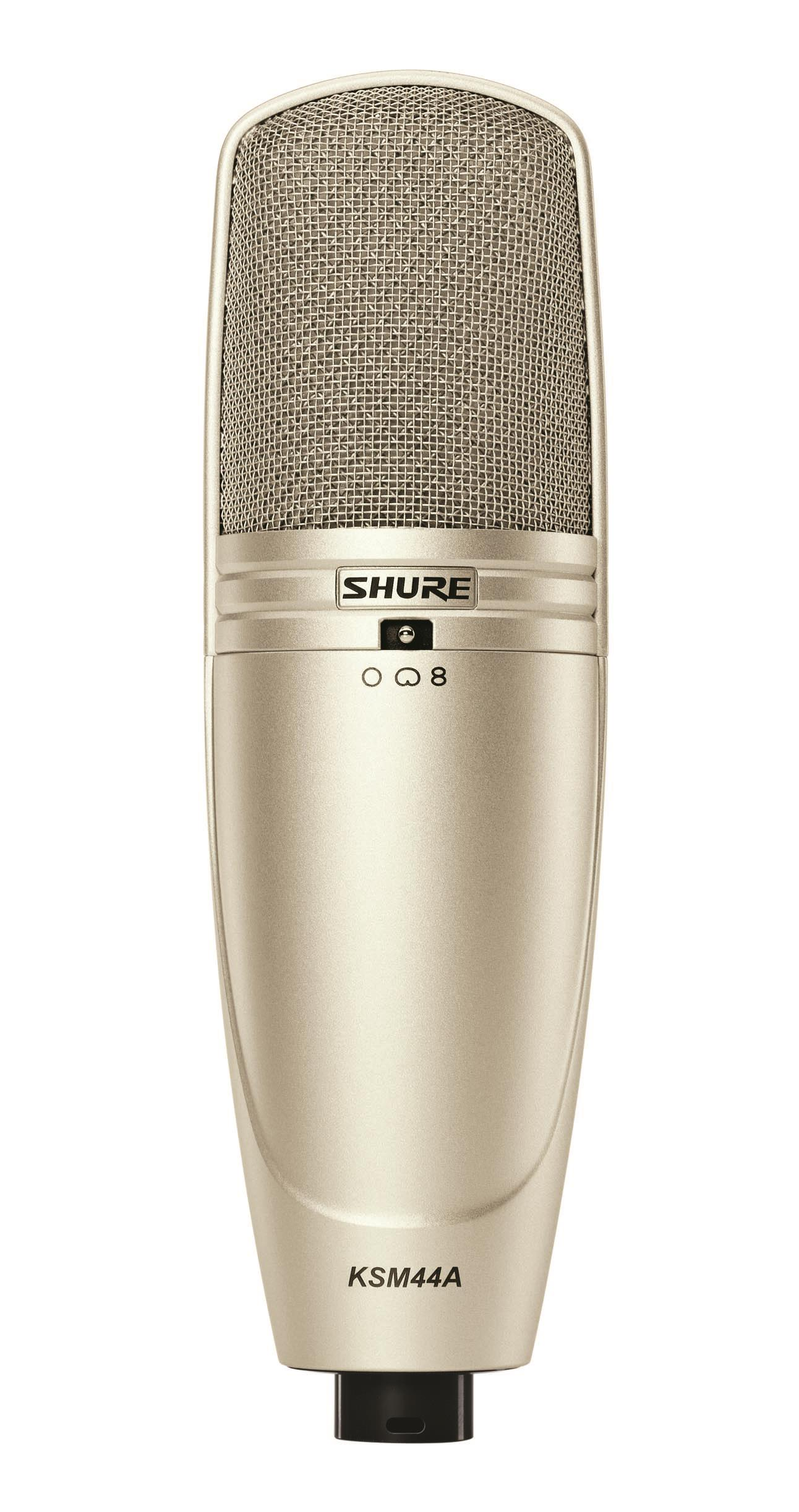Shure KSM44A Microphone