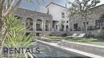 Home Rentals San Miguel de Allende Agave Sotheby's Real Estate