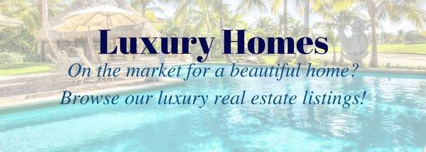 Luxury Homes for sale in Punta Cana!