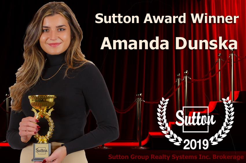 Amanda Dunska Top real estate agent sutton realty