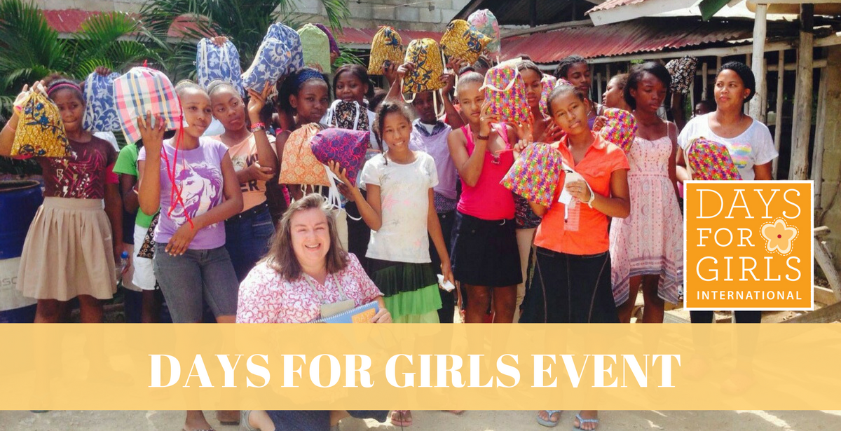 Days for Girl event in Punta Cana