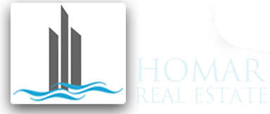 Homar Real Estate logo