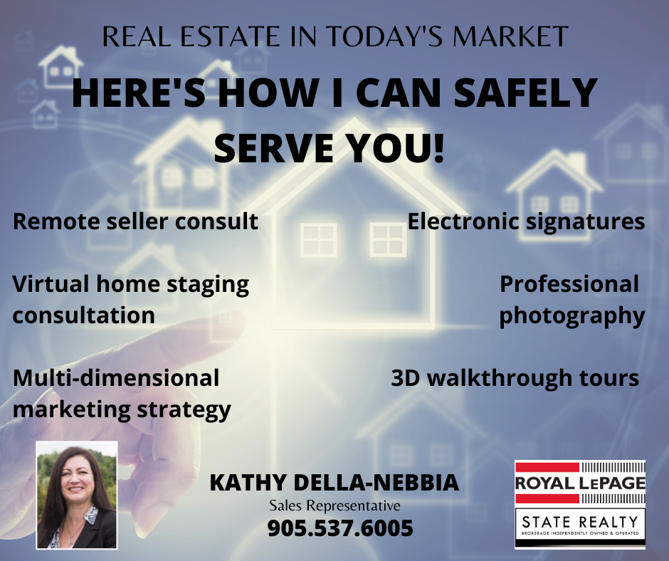 Safely Serving Your Real Estate Needs