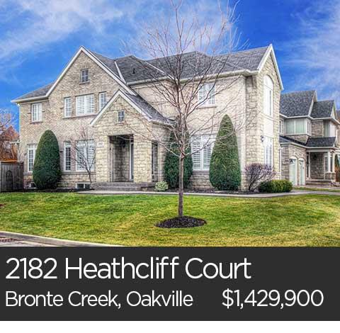 2182 heathcliff court oakville