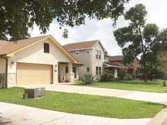More homes in the Watson Hollow neighborhood in Buda