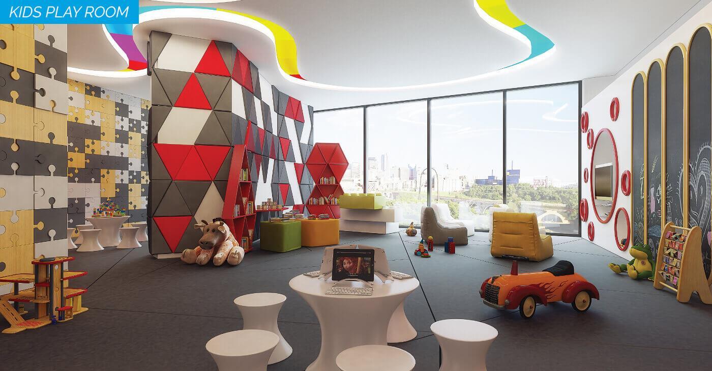 playground condos toronto facilities