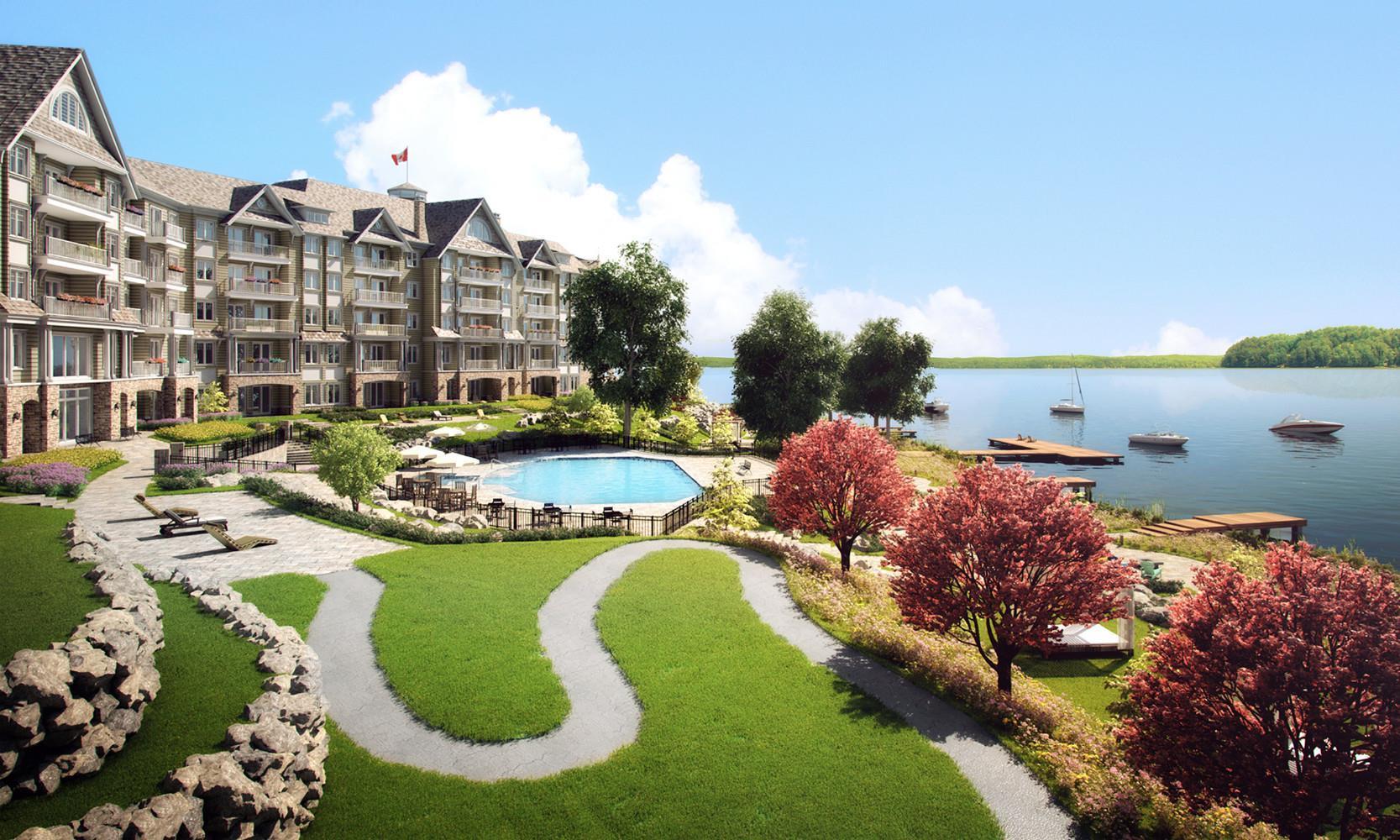 Deerhurst Lakeside Lodge