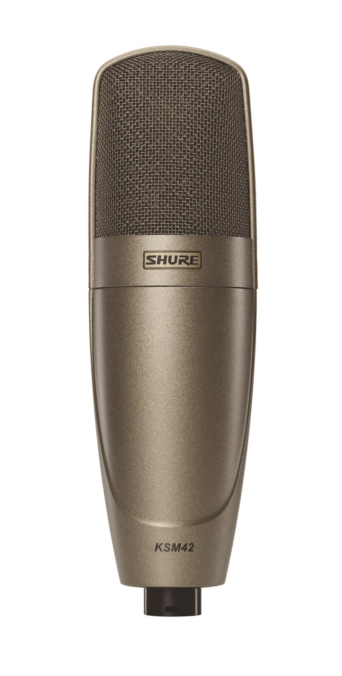 Shure KSM42 Vocal Microphone