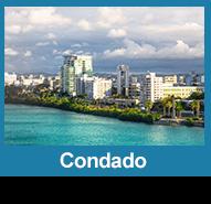 Properties in Condado, Puerto Rico