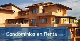 Condominios en Renta